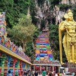 Hlavní atrakce Malajsie 2