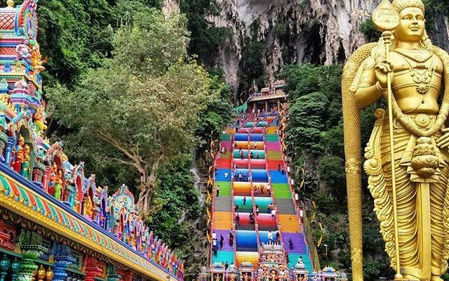 Hlavní atrakce Malajsie 1
