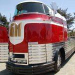 Vzácný autobus GM Futurliner 6