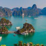 Návštěva Halong Bay ve Vietnamu 3