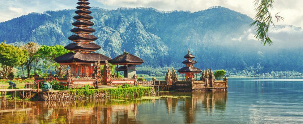 Hlavní turistické atrakce Indonésie 1