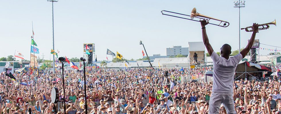 Festivaly v New Orleans 1