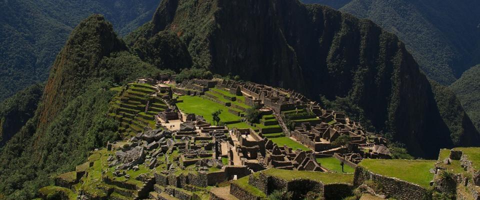 Hlavní atrakce Jižní Ameriky 1