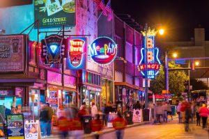 Pamětihodnosti amerického Memphisu 2