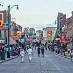 Pamětihodnosti amerického Memphisu 7