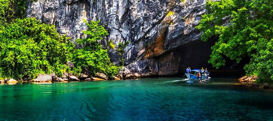 Národní park Phong Nha-Ke Bang ve Vietnamu 1