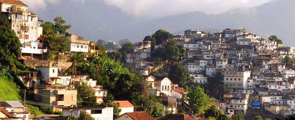 Čtvrť Santa Teresa v Riu 1