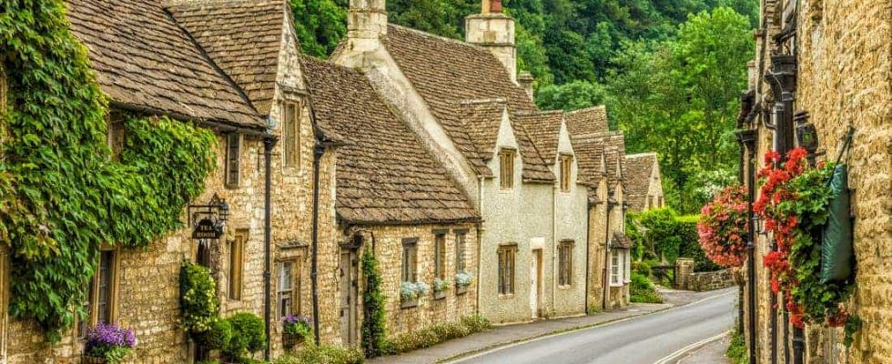 Hlavní turistické atrakce Anglie 1