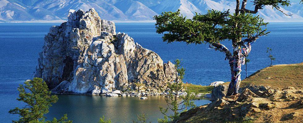 Jezero Bajkal 1