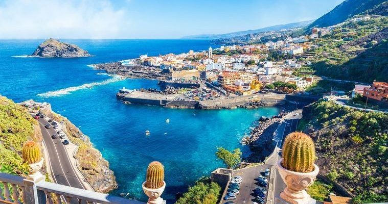 Kanárské ostrovy Fuerteventura a Lanzarote 1