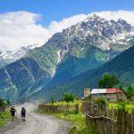 Transkavkazská stezka v Gruzii 2