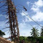 Naghol – obřad skákání z výšky na Vanuatu 7