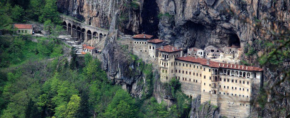 Hlavní turistické atrakce na tureckém pobřeží Černého moře 1