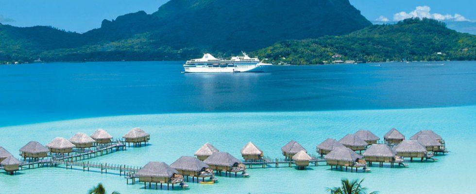 Tahiti a Společenské ostrovy 1