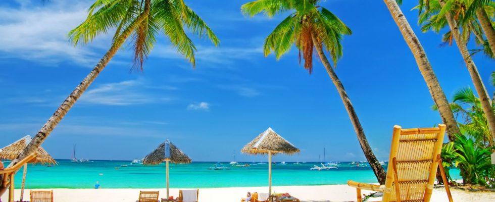 Nejkrásnější tropické ostrovy 1