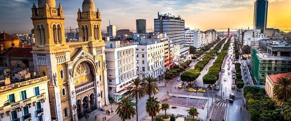 Tunis – metropole Tuniska 1