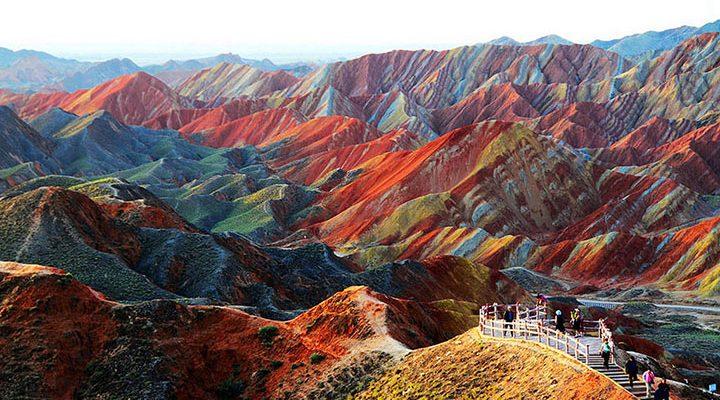 Přírodní divy Číny 1
