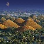 Čokoládové kopce na Boholu, Filipíny 5