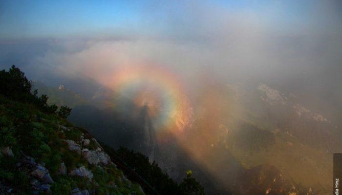 Nejpodivnější optické iluze a světelné jevy na Zemi 1