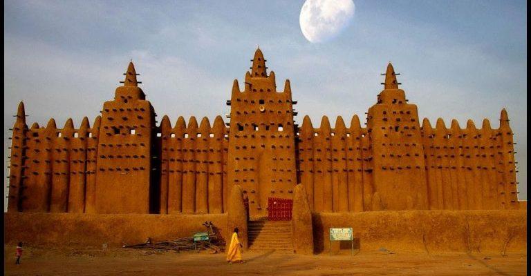 Málo známé architektonické divy světa 1