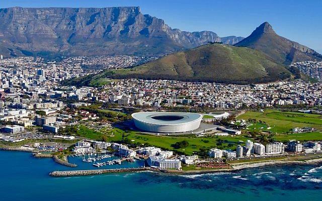 Hlavní atrakce Jihoafrické republiky 1