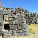 Starověké stavby postavené z dokonale tvarovaných kamenů 2