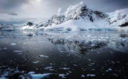 Skrývá se Atlantida pod ledem v Antarktidě? 4