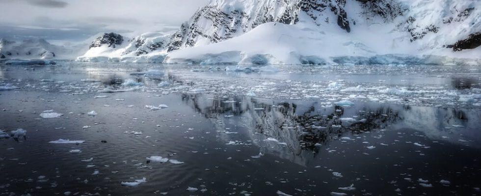 Skrývá se Atlantida pod ledem v Antarktidě? 1