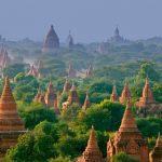 5 historických buddhistických chrámů v Asii 7