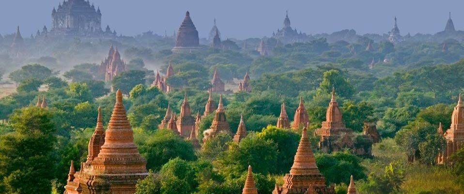 5 historických buddhistických chrámů v Asii 1