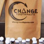 Change Toothpaste - zubní pasta v tabletách 7