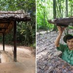 Tunely Cu Chi a demilitarizovaná zóna ve Vietnamu 7