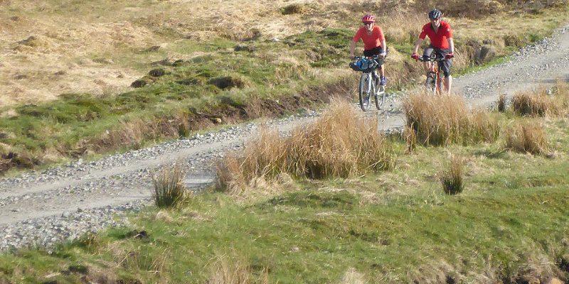 Dálková cyklistická výprava - zkušenosti 1