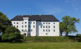 Strašidelný hrad Dragsholm v Dánsku 8