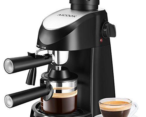 Jak kupovat kávovar na espreso 1