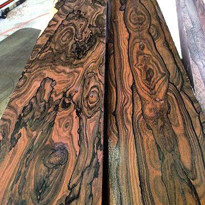 Exotická a repasovaná dřeva 1