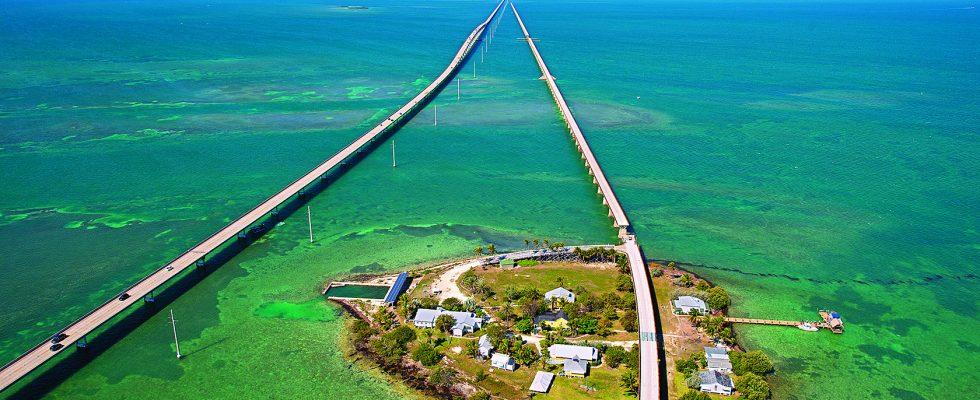 Hlavní atrakce Florida Keys 1