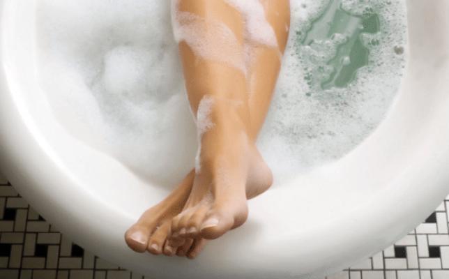 Denně horká koupel pomáhá proti chorobám srdce 1