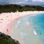 Horseshoe Bay - růžová pláž na Bermudách 4