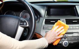 Jak vyčistit interiér auta 19