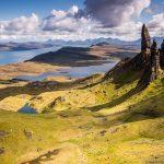 Isle of Skye a Vnější Hebridy, Skotsko 3