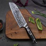 Japonské kuchařské nože 6