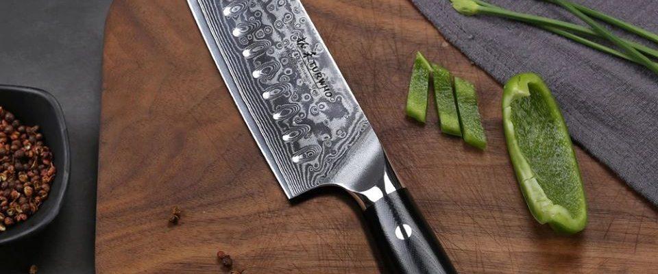 Japonské kuchařské nože 1