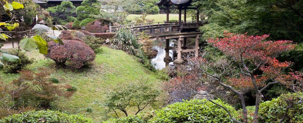 Nejkrásnější japonské zahrady 1