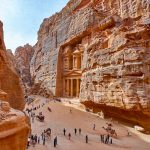 Návštěva jordánské Petry 5