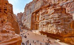 Návštěva jordánské Petry 9
