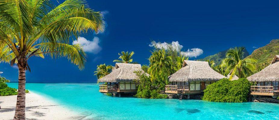 Nejkrásnější ostrovy v jižním Pacifiku 1
