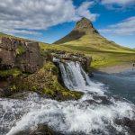 Hora Kirkjufell na Islandu 3