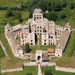 Záhadnami opředený hrad Krzyztopor v Polsku 4