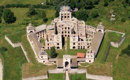 Záhadnami opředený hrad Krzyztopor v Polsku 3